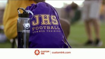 CustomInk TV Spot, 'Friday Night Shirts: State Champions' - 802 commercial airings