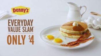 Denny's Everyday Value Slam TV Spot, 'Dinner' - Thumbnail 8