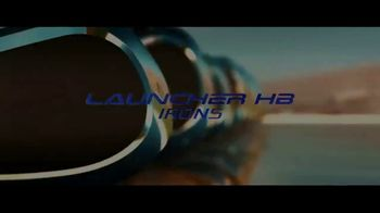 Cleveland Golf Launcher HB Irons TV Spot, 'Next Level of Iron Forgiveness' - Thumbnail 9