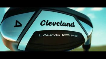 Cleveland Golf Launcher HB Irons TV Spot, 'Next Level of Iron Forgiveness' - Thumbnail 7