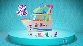 Littlest Pet Shop Cruise Ship TV Spot, 'Epic Waves' - Thumbnail 9