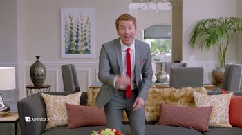 Overstock.com TV Spot, 'Chris P Bacon' - Thumbnail 8