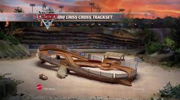 Disney Pixar Cars 3 Thunder Hollow Criss-Cross Trackset TV Spot, 'Derby' - Thumbnail 8