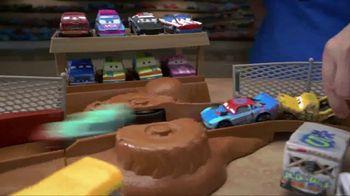 Disney Pixar Cars 3 Thunder Hollow Criss-Cross Trackset TV Spot, 'Derby' - Thumbnail 6