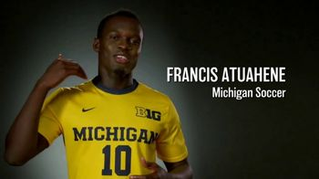 Faces of the Big Ten: Francis Atuahene thumbnail