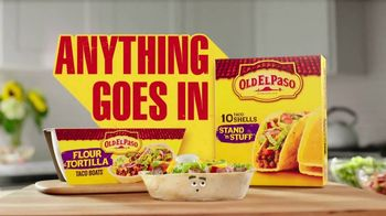 Old El Paso Taco Boats TV Spot, 'Chicken or Beets?' - Thumbnail 5