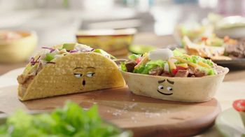 Old El Paso Taco Boats TV Spot, 'Chicken or Beets?'