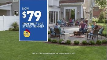 Lowe's TV Spot, 'Backyard Moment: Trimmer' - Thumbnail 7