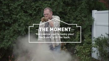 Lowe's TV Spot, 'Backyard Moment: Trimmer'