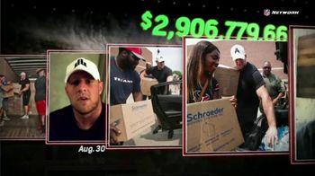 NFL Network TV Spot, 'J.J. Watt Harvey Relief Efforts' - Thumbnail 5