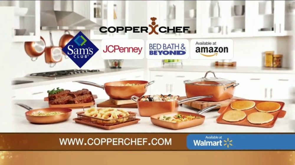 Copper Chef Tv Commercial Number One In America Ispot Tv