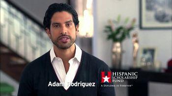 Hispanic Scholarship Fund TV Spot, 'Future Doctors' Feat. Adam Rodriguez