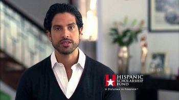 Hispanic Scholarship Fund TV Spot, 'Future Doctors' Feat. Adam Rodriguez - 140 commercial airings