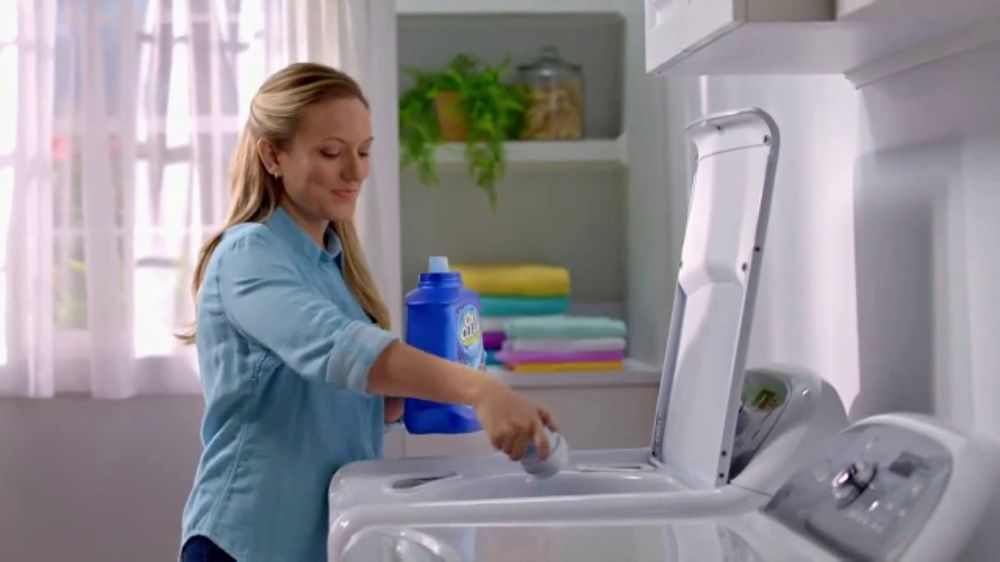 Oxiclean Laundry Detergent Hd Tv Commercial Little