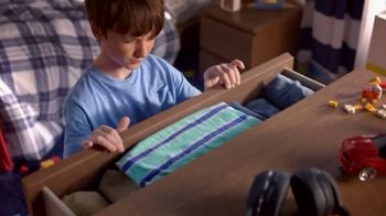 OxiClean Laundry Detergent HD TV Spot, 'Little Brother' - Thumbnail 9