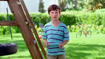 OxiClean Laundry Detergent HD TV Spot, 'Little Brother' - Thumbnail 5
