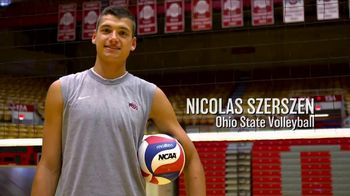 Big Ten Conference TV Spot, 'Faces of the Big Ten: Nicolas Szerszen'