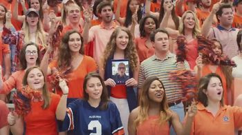 Auburn University TV Spot, 'Auburn Never Leaves You' Featuring Tim Cook - 115 commercial airings
