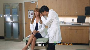 Cigna HealthSpring TV Spot, 'Take Care of Your Health' Feat. Jane Seymour - Thumbnail 3