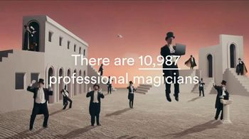 Squarespace TV Spot, 'Make It Stand Out: Magicians' - Thumbnail 8
