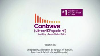 Contrave TV Spot, 'Reduce Hunger and Control Cravings' - Thumbnail 1