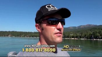 HD Vision Special Ops TV Spot, \'Be Aware\' Feat. Kris \
