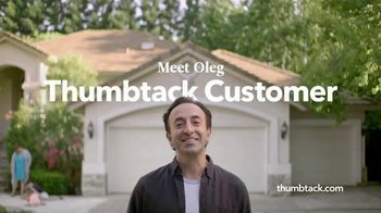 Thumbtack TV Spot, 'Meet Oleg'