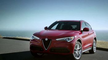 2018 Alfa Romeo Stelvio TV Spot, 'National Geographic: Dancer'