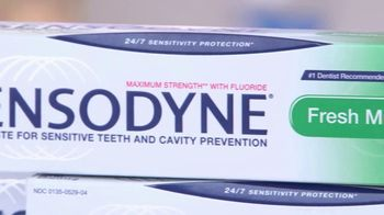 Sensodyne TV Spot, 'What Does Sensitivity Feel Like?' - Thumbnail 8
