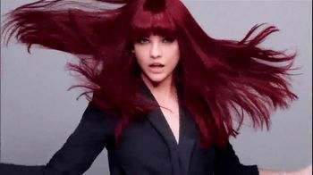 L\'Oreal Paris Féria Power Red TV Spot, \'Beyond Bold\'