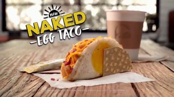 Taco Bell Naked Egg Taco TV Spot, \'Out of the Shell\'