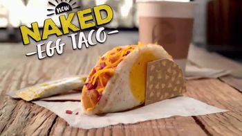 Taco Bell Naked Egg Taco TV Spot, 'Out of the Shell' - Thumbnail 8
