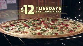 Papa Murphy's Pizza $12 Tuesdays TV Spot, 'Any Large Pizza'