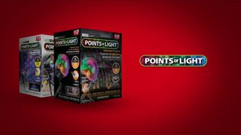 Points of Light Halloween Projector TV Spot, 'Dazzling Displays' - Thumbnail 7