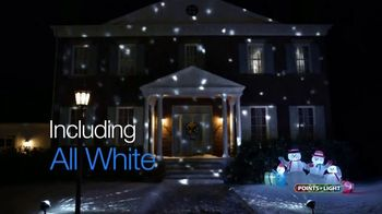 Points of Light Halloween Projector TV Spot, 'Dazzling Displays' - Thumbnail 3