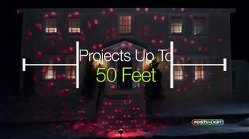 Points of Light Halloween Projector TV Spot, 'Dazzling Displays' - Thumbnail 4