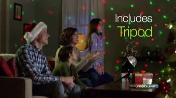 Points of Light Halloween Projector TV Spot, 'Dazzling Displays' - Thumbnail 5