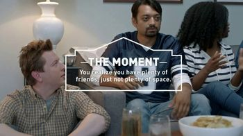 Lowe's TV Spot, 'The Moment: No Space' - Thumbnail 4