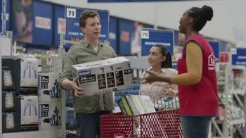 Lowe's TV Spot, 'The Moment: No Space' - Thumbnail 5