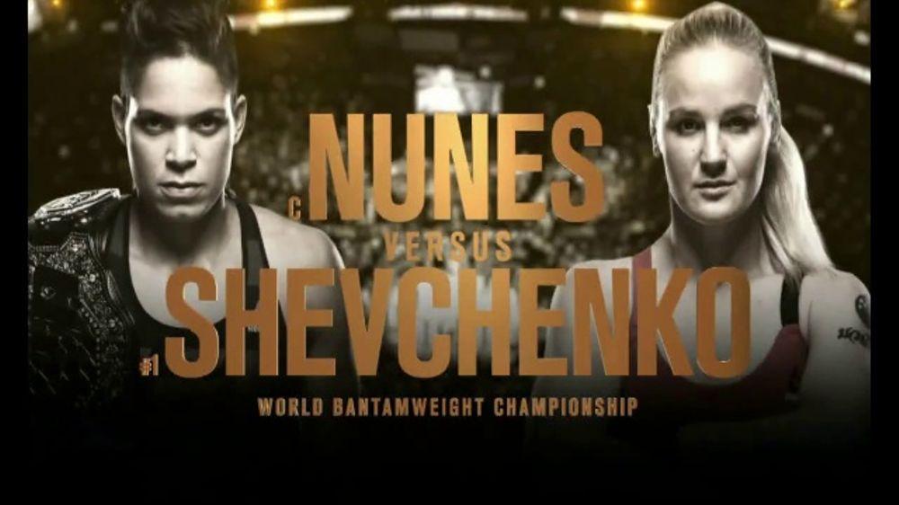 Pay-Per-View TV Commercial, 'UFC 215: Nunes vs. Shevchenko 2'