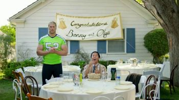Wonderful Pistachios TV Spot, 'Snackface: Benny' Featuring Clay Matthews - 25 commercial airings