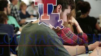 Louisiana Tech University TV Spot, 'Unparalleled' - Thumbnail 7