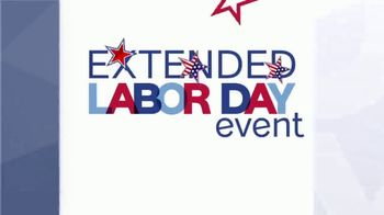 Ashley HomeStore Extended Labor Day Event TV Spot, 'Last Chance'