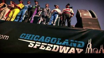 Chicagoland Speedway TV Spot, '2017 NASCAR Cup Series Playoffs' - 4 commercial airings
