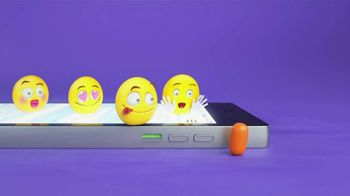 Tic Tac Orange TV Spot, 'Emoji'