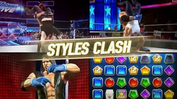 WWE: Champions TV Spot, 'Styles Clash' Song by Tyrone Briggs - 5 commercial airings