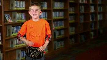 Connor's Cure TV Spot, 'WWE Superstars of Tomorrow' - Thumbnail 7
