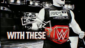 WWE Shop TV Spot, 'Join the Crowd' Song by Houndsteeth - Thumbnail 5