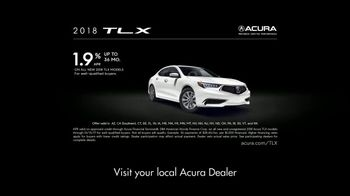2018 Acura TLX TV Spot, 'Safety: Force + Field' Song by Kid Ink - Thumbnail 9