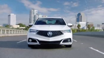 2018 Acura TLX TV Spot, 'Safety: Force + Field' Song by Kid Ink - Thumbnail 7